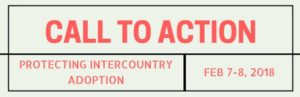 ~ URGENT – CALL TO ACTION ~