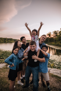 Determination & Spunk – A Family Perspective