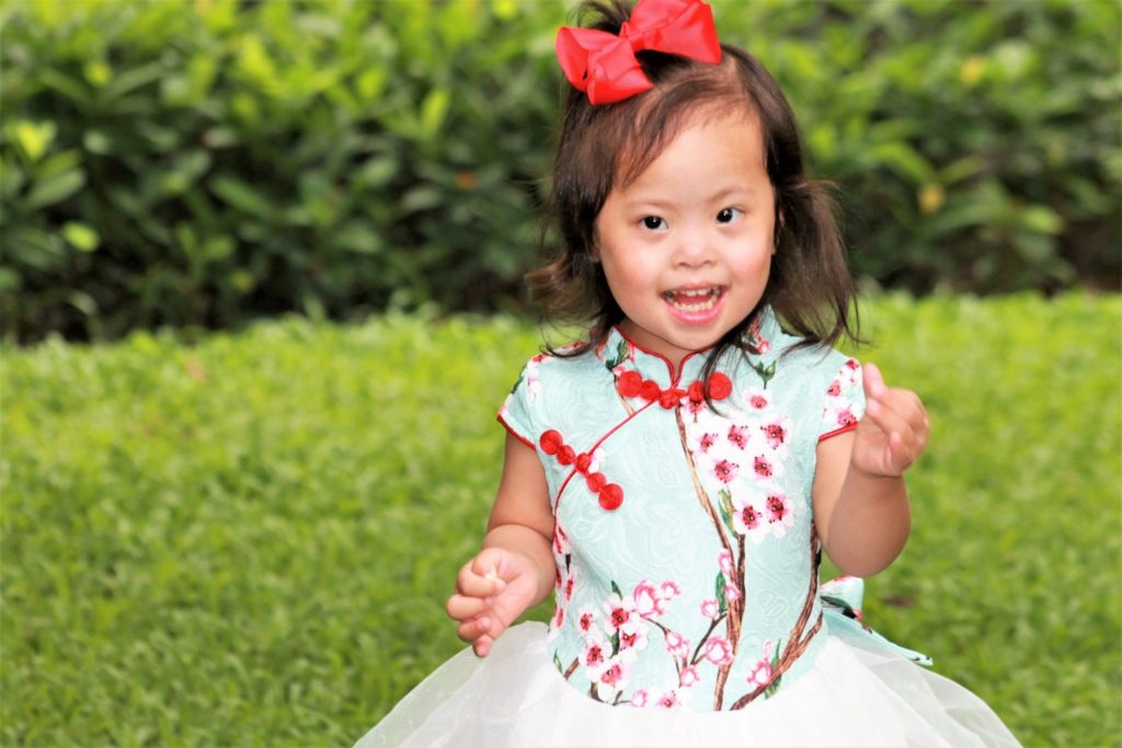 Adopting a child with Down syndrome – a family's perspective