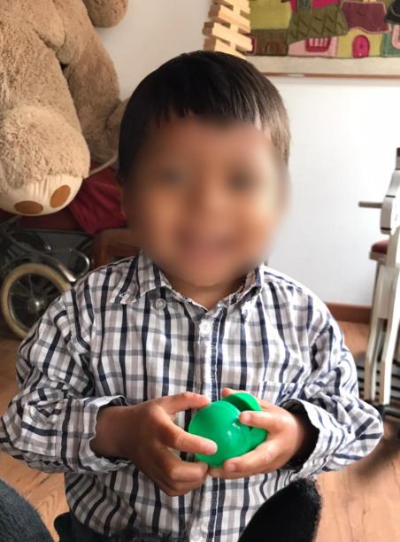 Meet Willie – A Little Boy