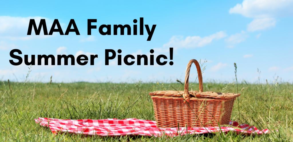 MAA Summer Family Picnic!